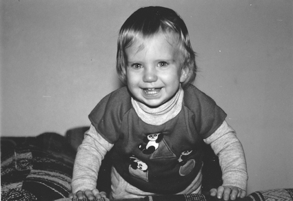 Kevin age 1 and a half
