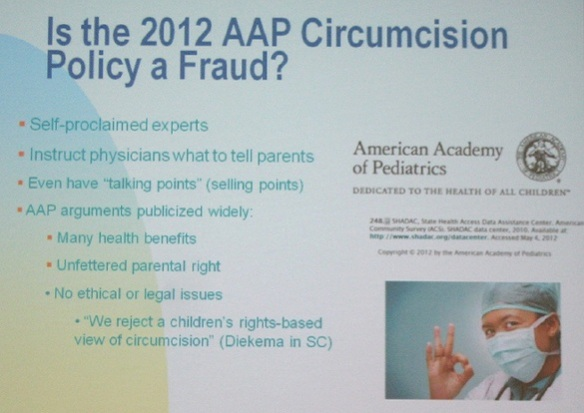 Is AAp Circ Policy a Fraud